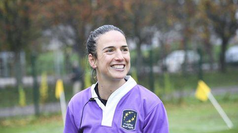Alhambra Nievas, la mujer española que derriba una nueva barrera en el rugby