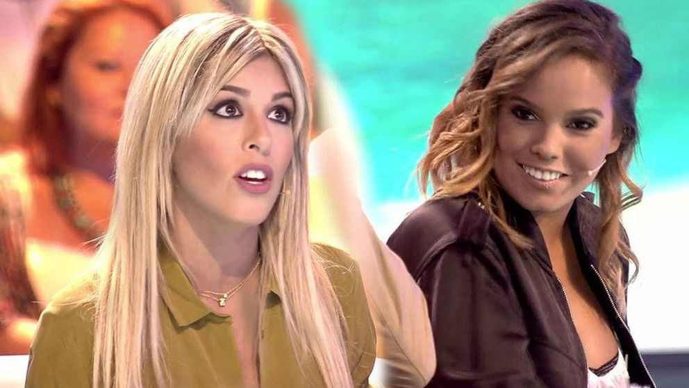 Gloria estalla contra Oriana tras saber que Kiko la acompañó al baño en 'SV'