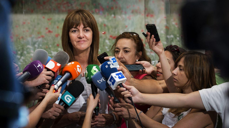 Mendia apela a la discreción para justificar el pacto con el PNV sin contar con la gestora