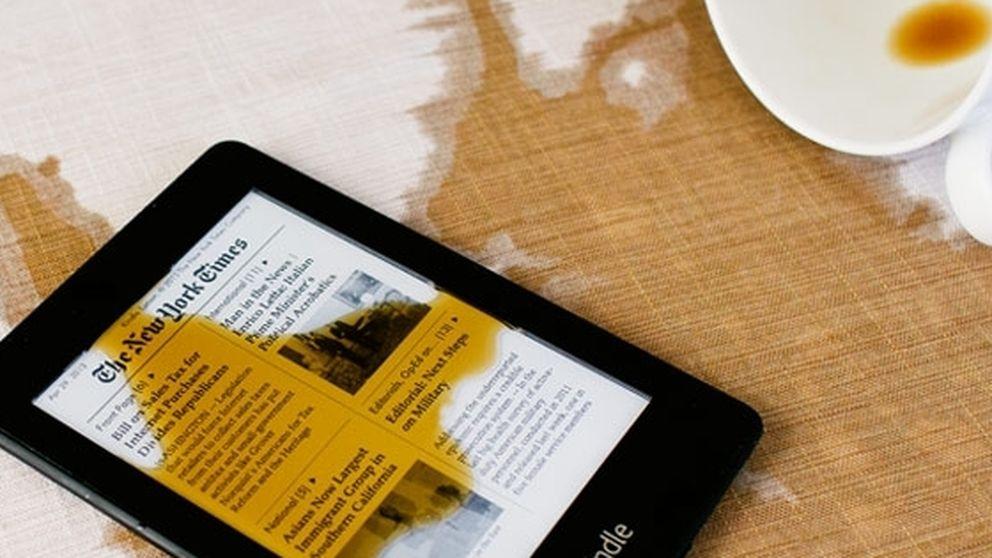 El Kindle acuático se postula como revelación del verano