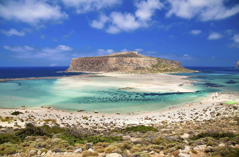 Foto: A los Capricornio les ha tocado Creta (Foto: Skyscanner)