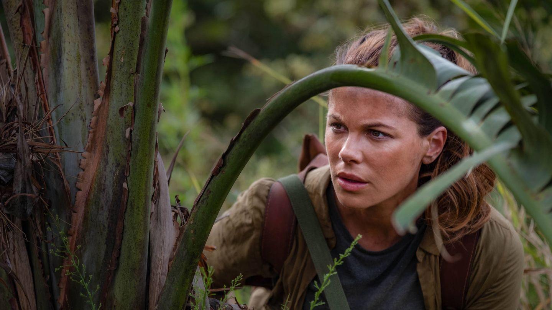 Kate Beckinsale en una imagen de 'La Viuda'. (Prime Video)