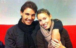 Foto: Maribel Nadal, la hermana que hay detrás del tenista