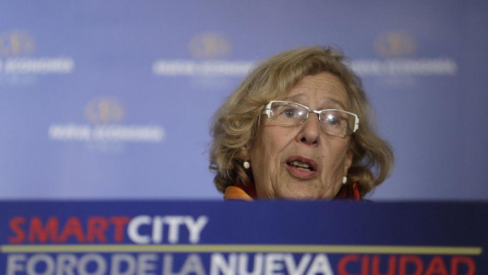 El PP acusa a Carmena de traición por quitarle la Federación de Municipios