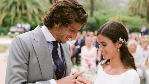 Las fotos de la boda de Feliciano y Sandra Gago, paso por paso: del 'sí, quiero' al fiestón