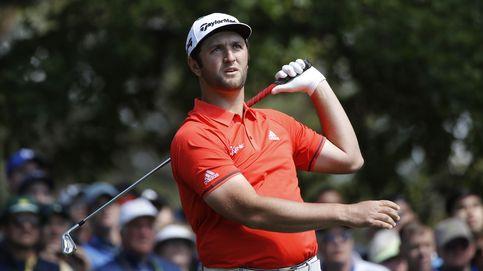 Rahm prueba que sabe jugar el día clave, aunque en Augusta se quedase corto
