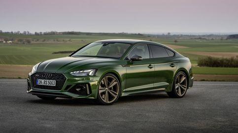 Audi RS5, o qué hace un coche de carreras en la carretera