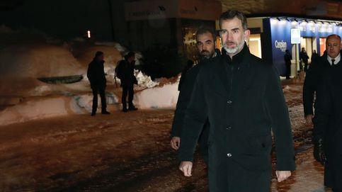 Felipe VI llega a Davos: el primer rey español en participar en el foro