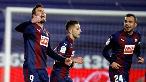 Eibar - Valladolid: horario y dónde ver en TV y 'online' La Liga