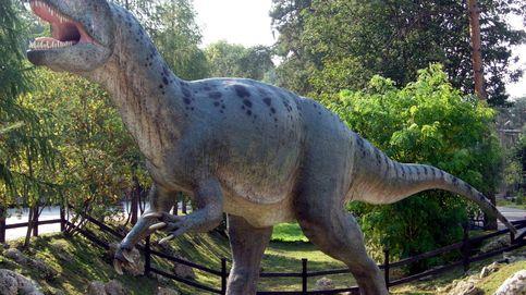 Enorme dinosaurio carnívoro busca hogar (por medio millón de euros)