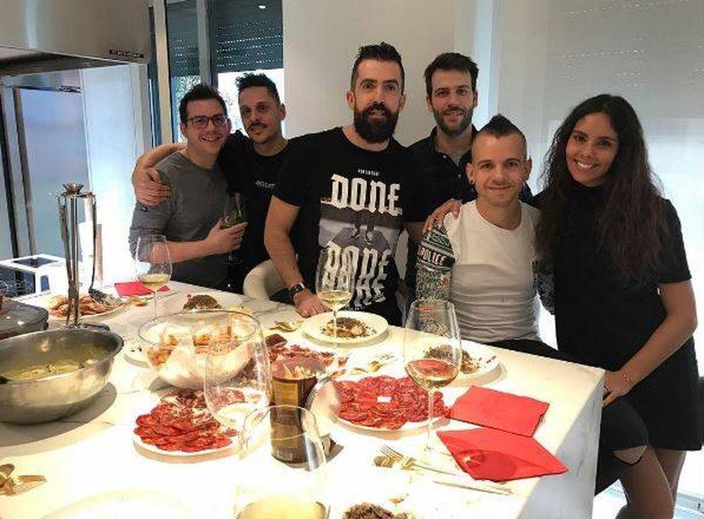 Cocina Con Amigos | Instagram Pedroche Y David Munoz Organizan Una Comida Entre