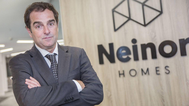 Borja García-Egotxeaga, CEO de Neinor.