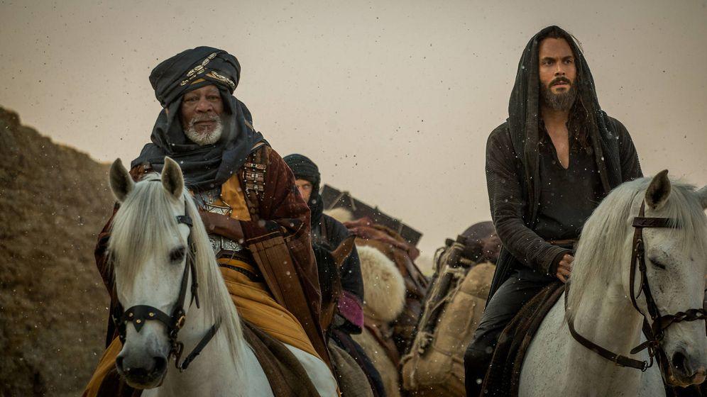 Foto: Fotograma de la película 'Ben Hur'.