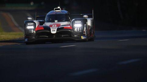El Toyota 8 de Fernando Alonso se queda sin la pole y saldrá 2º en las 24 Horas de Le Mans
