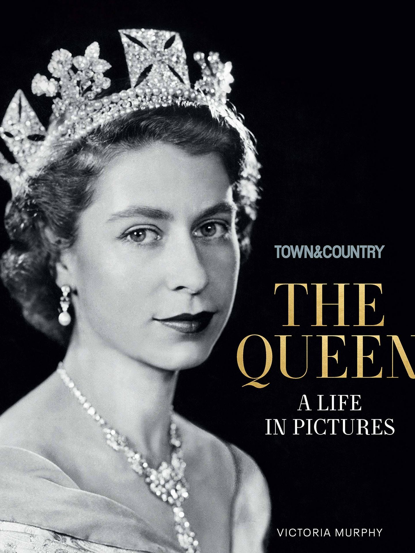 'The Queen: A Life in Pictures'. (Amazon)