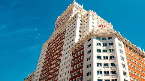 Así es el RIU Plaza España