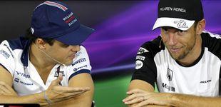 "Post de El derrumbe controlado de Williams da vida al ""preocupante ascenso"" de Honda"