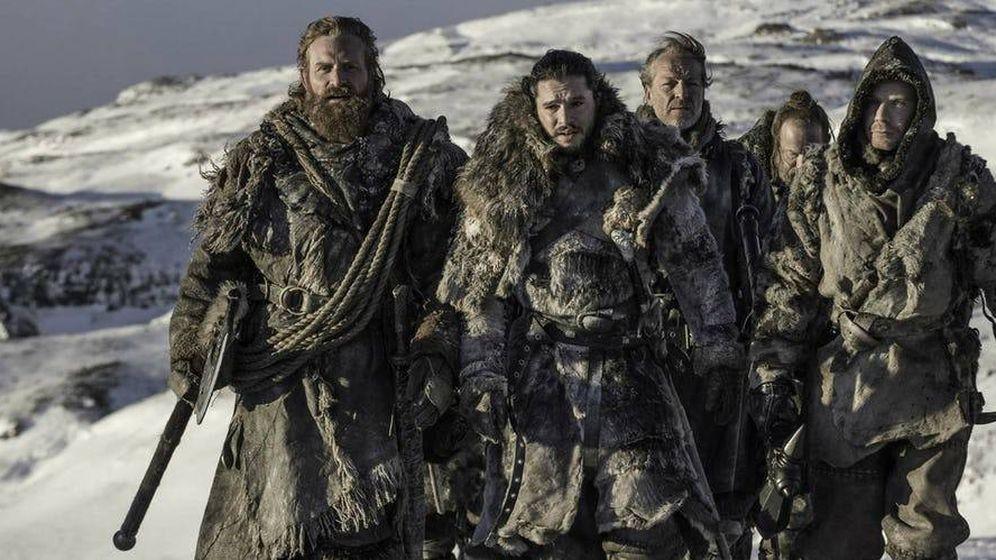 Foto: 'Más allá del muro', elegido el peor capítulo de la séptima temporada de 'Juego de tronos'. (HBO)