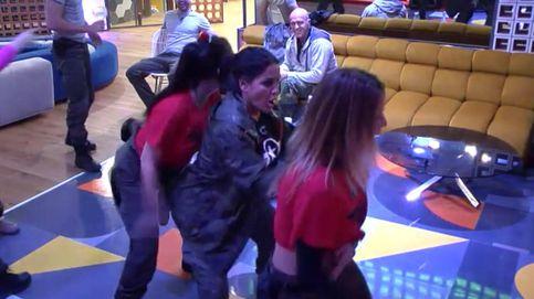 Reconciliaciones, bailes, risas... el buen rollo de 'GH VIP' se apodera de Aida Nízar