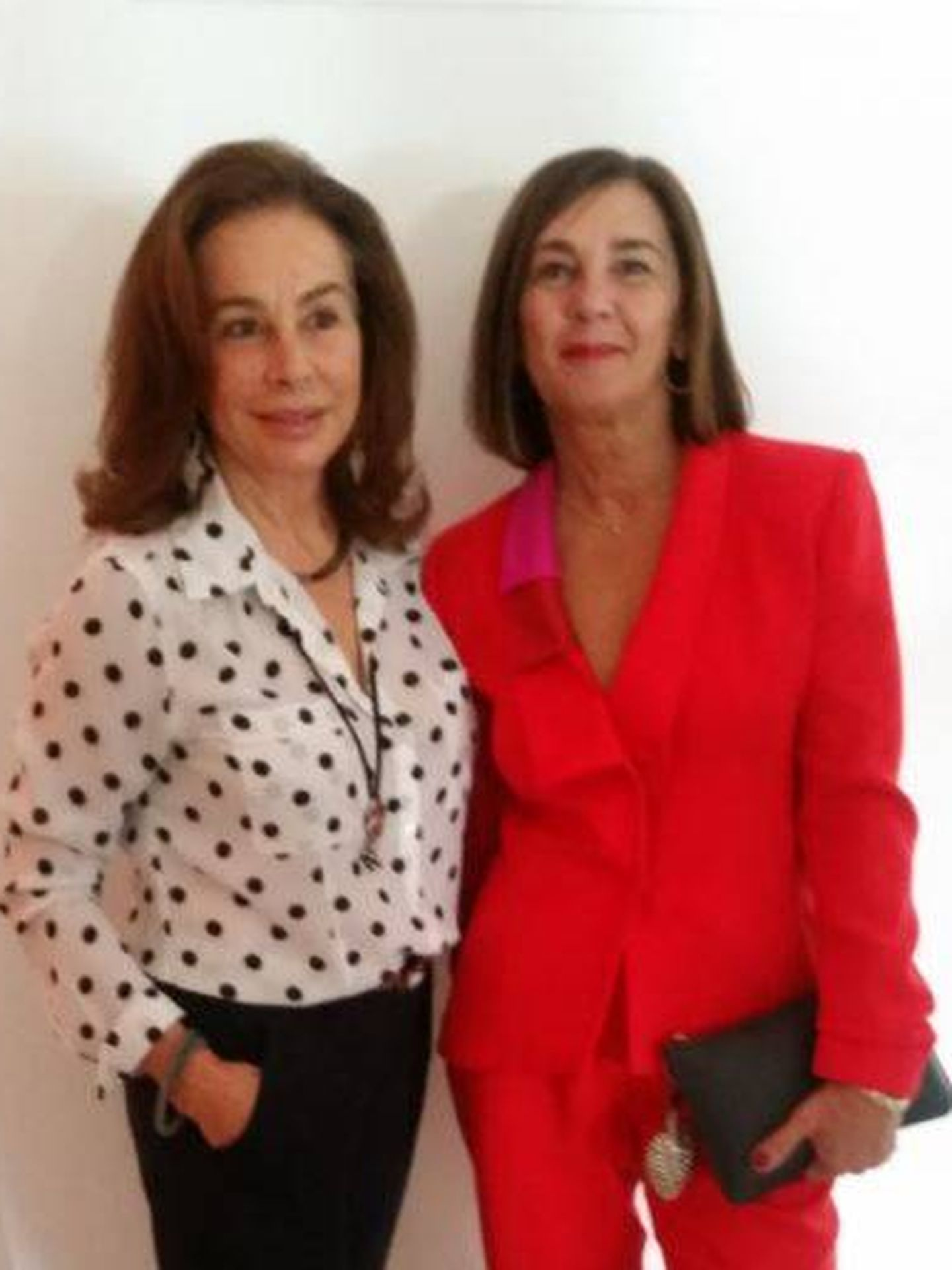 Charo Izquierdo y Natalia Escalada. (Vanitatis)