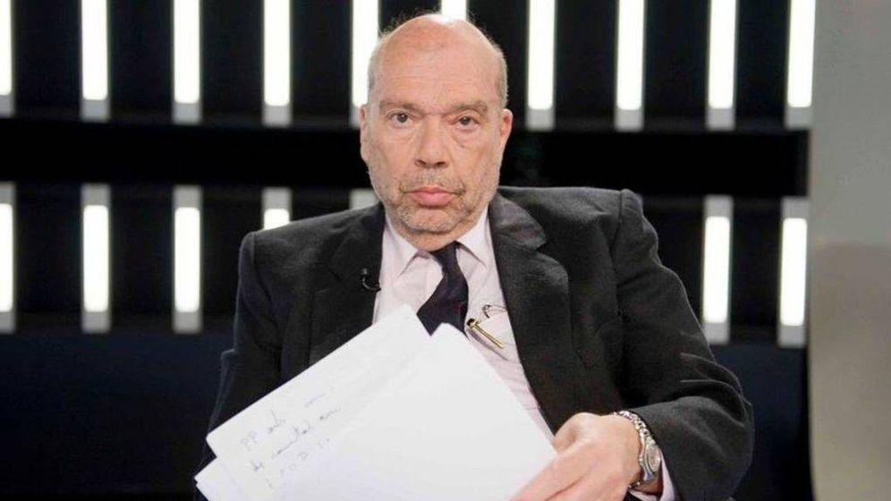 Foto: El periodista Alfons Quintà. (TVE)