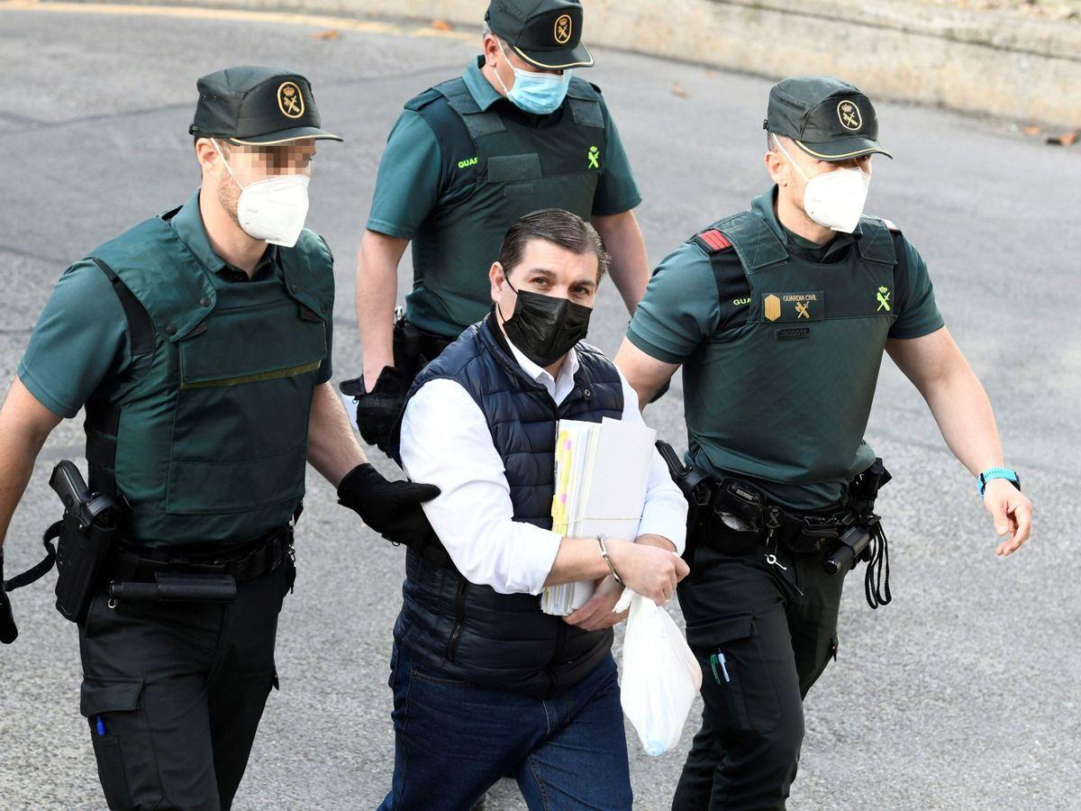Foto: Fin del juicio al rey del cachopo, que hará uso de la última palabra. (EFE)