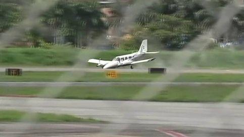 Heridas seis personas tras un aterrizaje de emergencia en Medellín (Colombia)