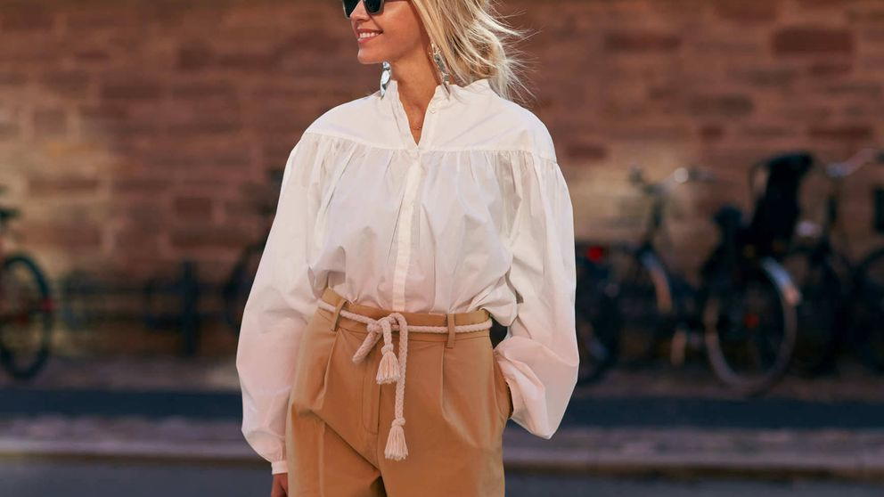 10 razones para comprar un pantalón cargo (y copiar el estilo de Marta Ortega)