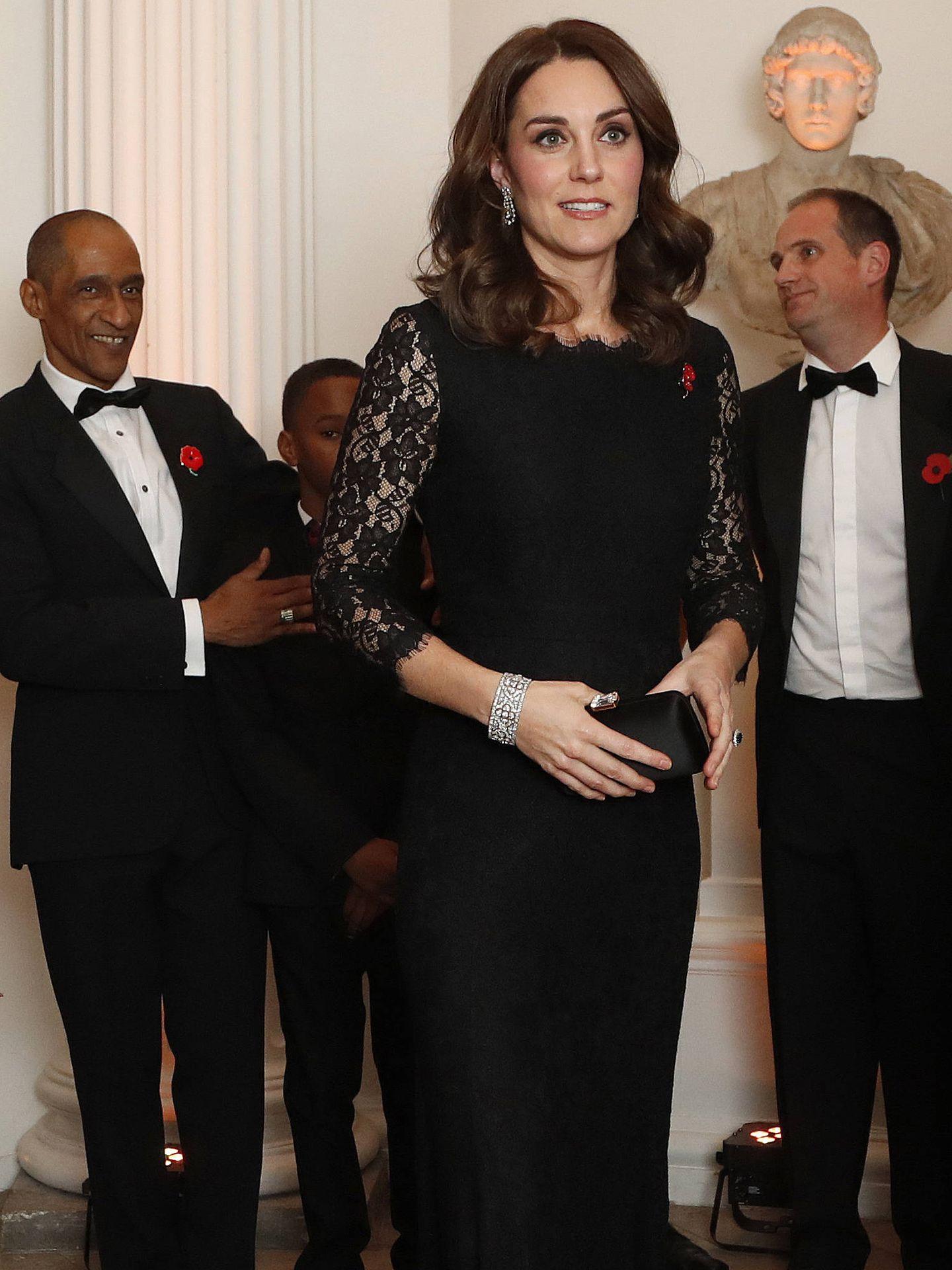 La duquesa, en una imagen de 2017. (Getty)