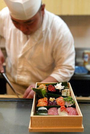 Foto: Algunos buenos restaurantes en Tokio