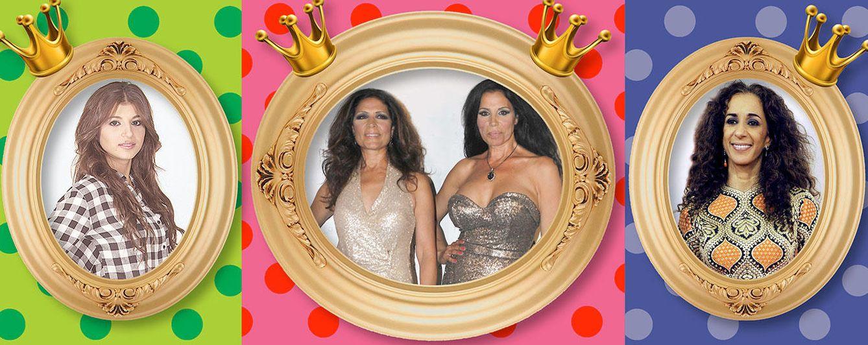 Foto: Las Gipsy Queens (Fotomontaje)