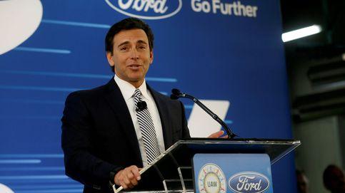 Ford releva a su CEO, Mark Fields, tras un 40% de desplome en bolsa