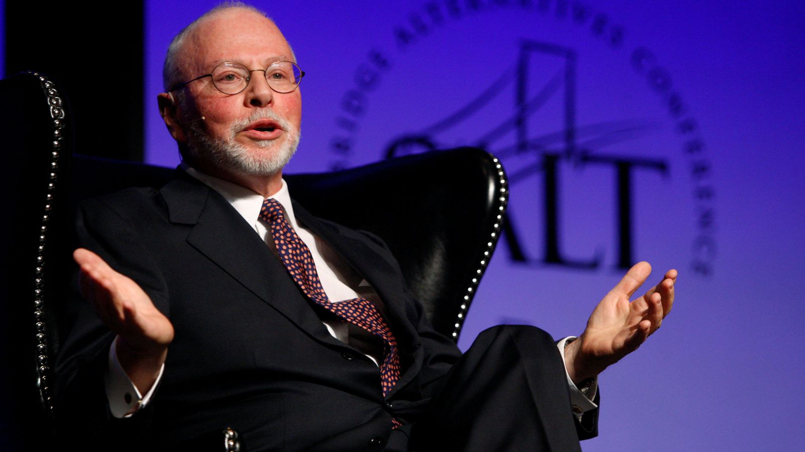 Foto: Paul Singer, fundador de Elliott. (Reuters)