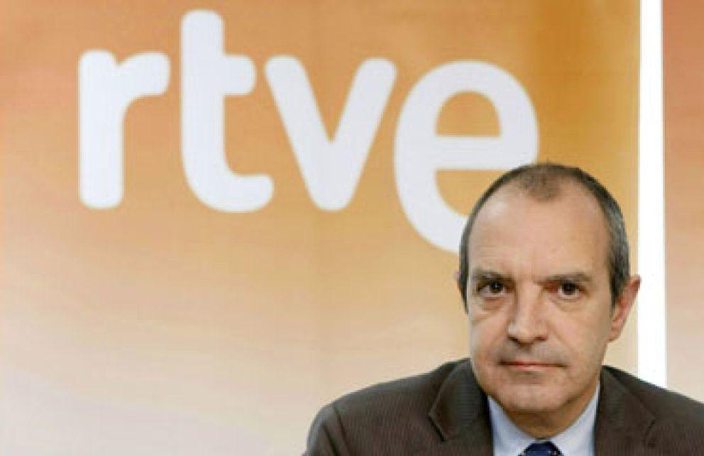 Foto: El Gobierno arropa a Luis Fernández para frenar su salida de RTVE