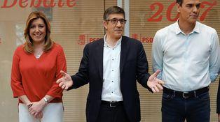 Qué verdades y mentiras se han escuchado en el único debate de las primarias del PSOE