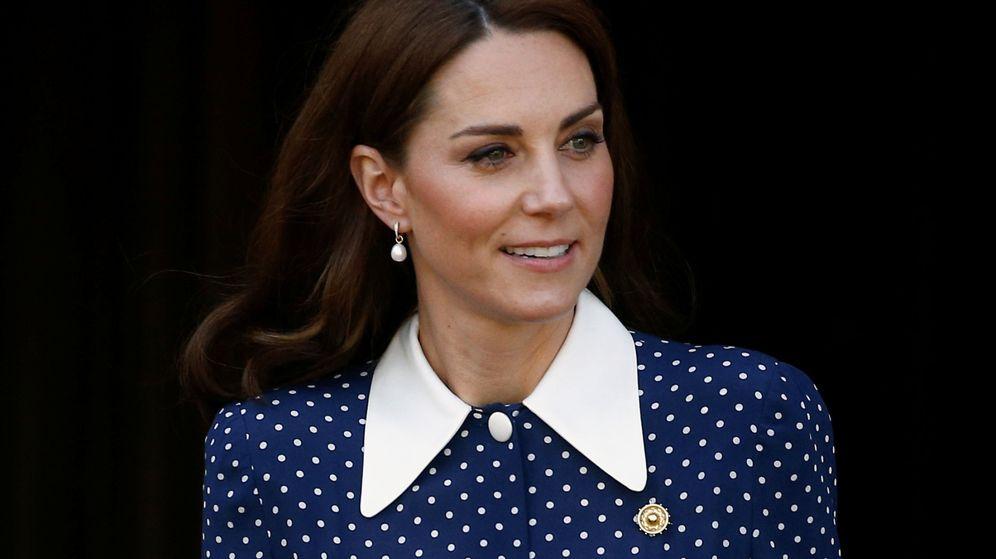Foto: La duquesa de Cambridge en una imagen reciente. (Reuters)