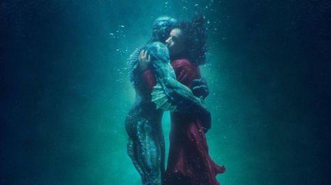 'La forma del agua', la gran favorita de los Premios Oscar a llevarse el 'gato al agua'