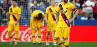 Post de Un Barcelona de vergüenza y sin explicaciones en la debacle contra el Levante