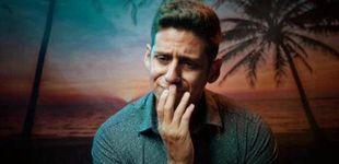 Post de Lo que no se vio del brote de Christofer,  destrozado en 'La isla de las tentaciones'