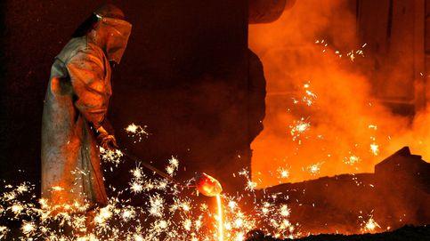 La crisis de Brasil pasa factura a la filial vasca de Arcelor con un impacto de 218M