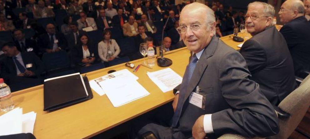 Foto: Carlos Egea, presidente de Mare Nostrum. (EFE)
