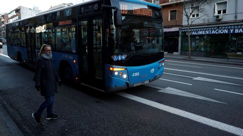 Los autobuses de Madrid ya no admitirán el pago en efectivo como medida contra el coronavirus