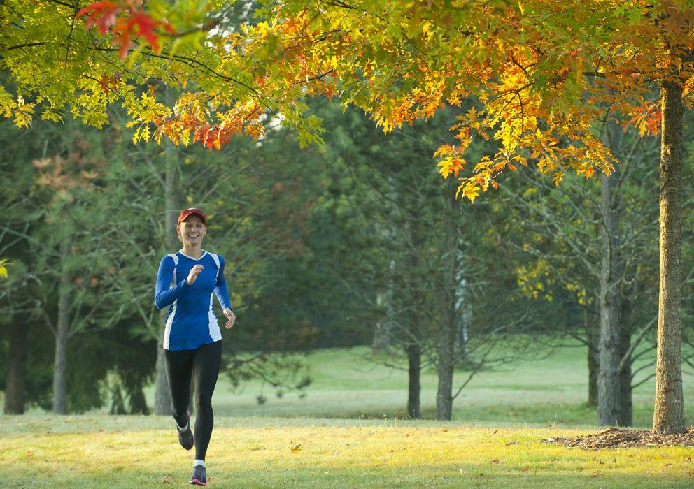Foto: Correr tiene sorprendentes beneficios para nuestra salud. (Corbis)