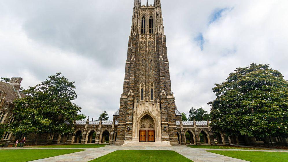 Foto: La Universidad de Duke, epicentro del caso. (iStock)