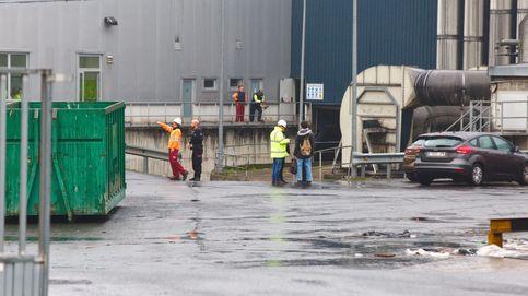 Aparece el cadáver de un hombre en una planta de biocompost de Vitoria