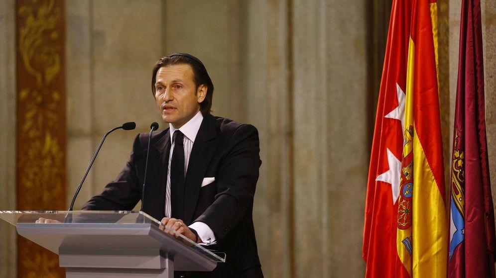 Foto: David Hatchwell, presidente de Excem Grupo y de la comunidad judía en Madrid.