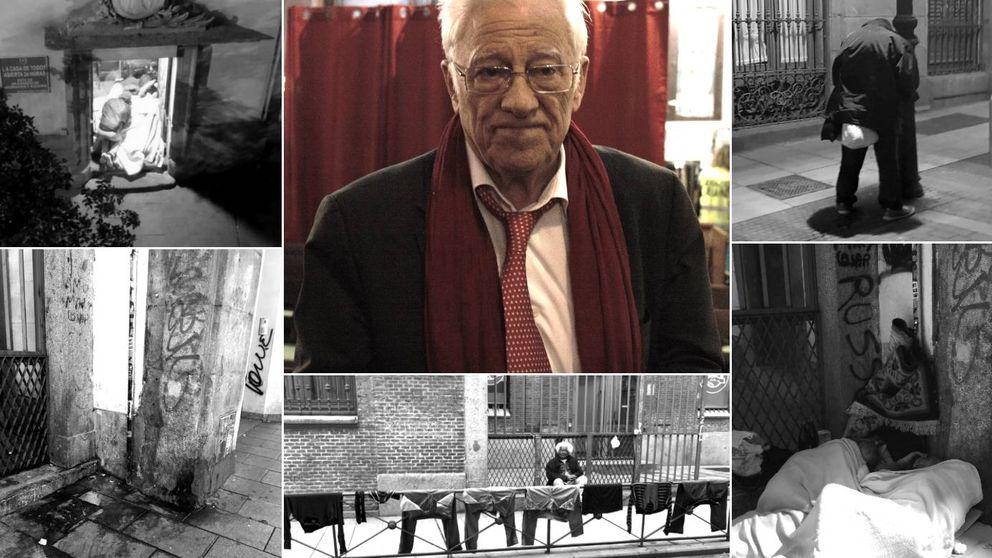 Vecinos de Chueca, contra el padre Ángel: Ha traído los yonquis de vuelta al barrio