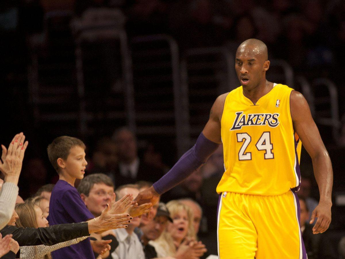 Foto: Imagen de archivo de Kobe Bryant en 2012. (EFE)