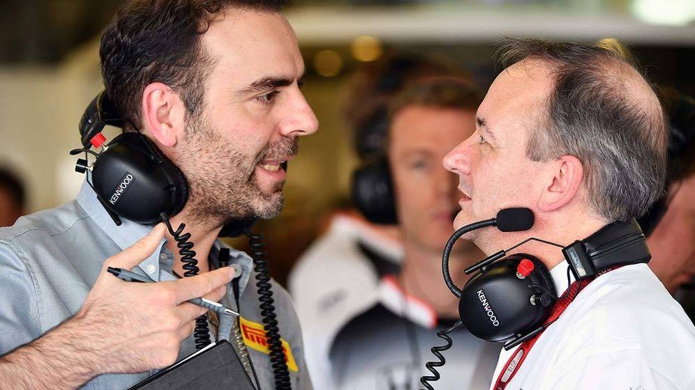 Foto: Manuel Muñoz, nuevo jefe de ingeniería de Fórmula 1 de Pirelli. (Pirelli)