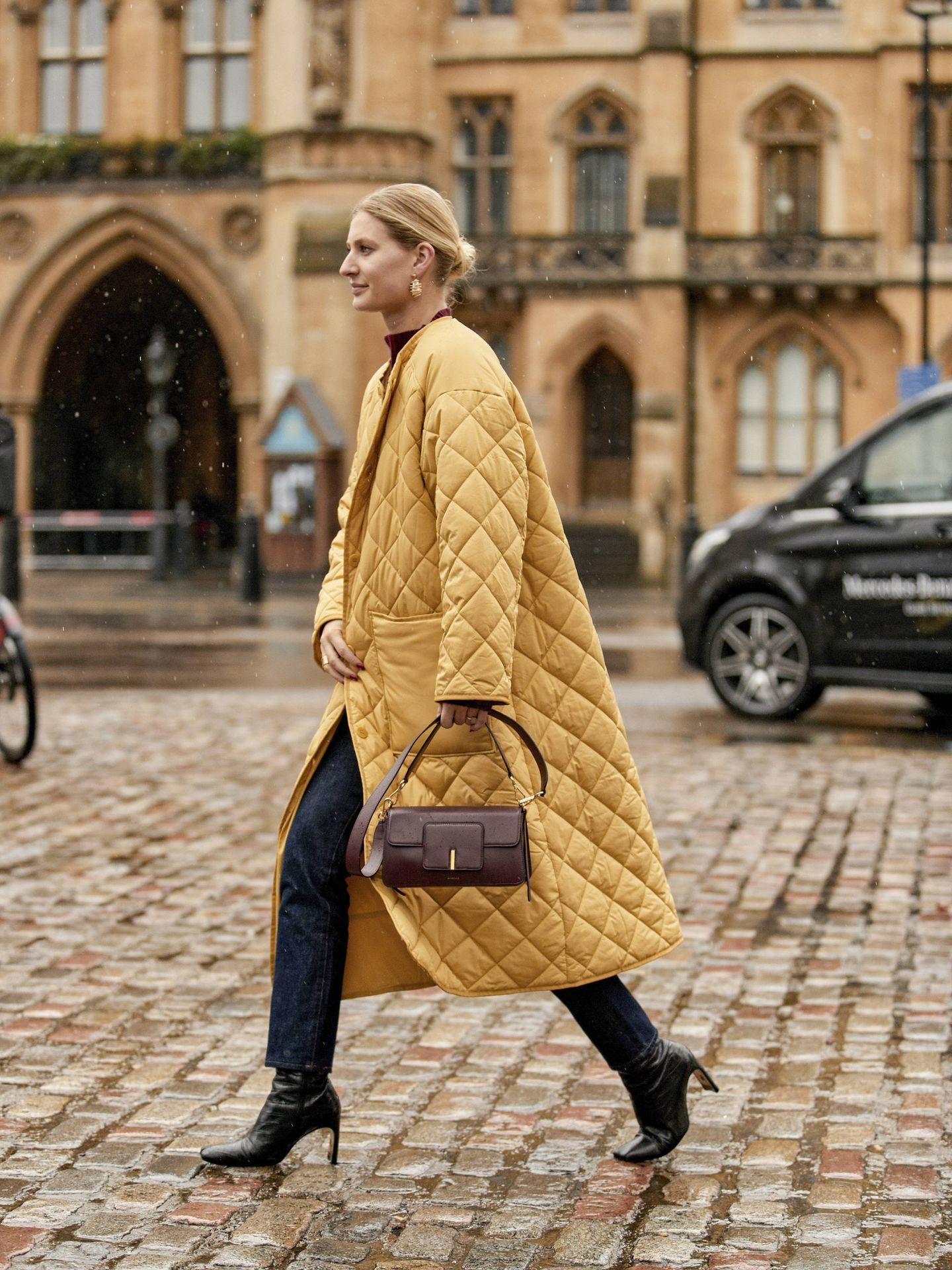 El abrigo en Londres. (Imaxtree)